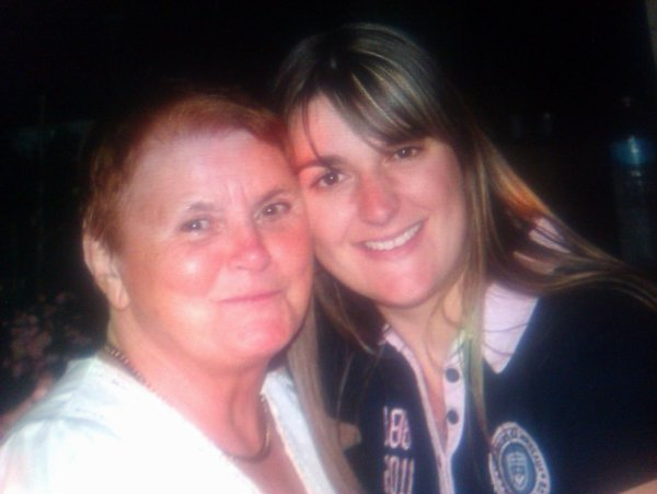 Moi et ma grand mère micheline