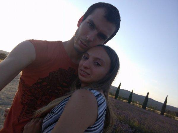 Tu es la personne qui m'a fait découvrir le vrai amour  ! ♥♥♥