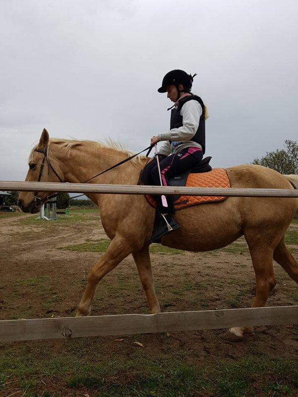 a cheval  je re vie , j'oublie tout  !  ♥