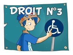 soutenez les enfants handicapés ce sont des humains comme nous!!!!!!