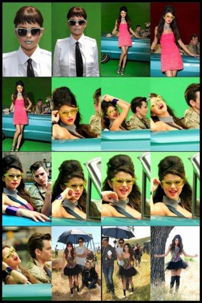 Dans tous les styles de ce nouveaux clip lequel que tu préfère!!!?