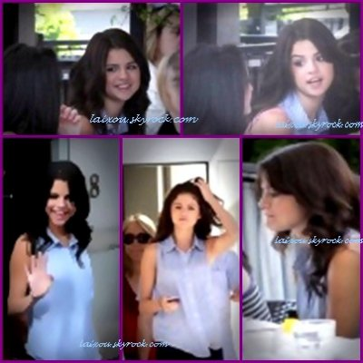 23/08/2011 Selena a été aperçus àToronto dans le pays de son chérie!!!!!!!