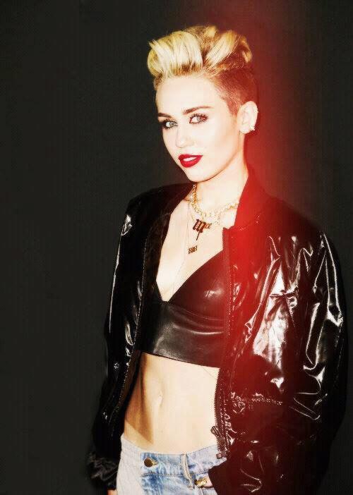Miley. Qui l'aime?