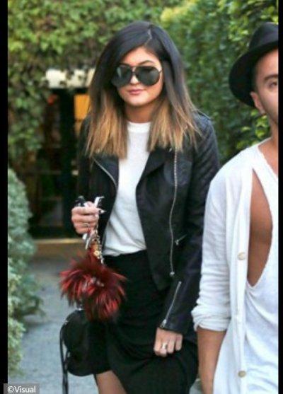 Kylie Jenner:  Nouvelle coupe blonde pour une nouvelle vie!