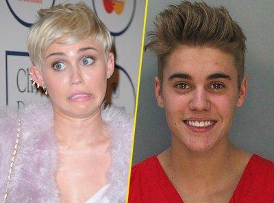 Miley Cyrus:  Et maintenant,elle tient à conseiller Justin Bieber!