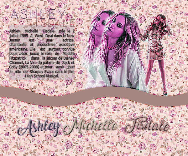 . ASHLEYMICHELLETISDALE.SKY ♦ TA SOURCE D'ACTUALITÉ SUR ASHLEY TISDALE..