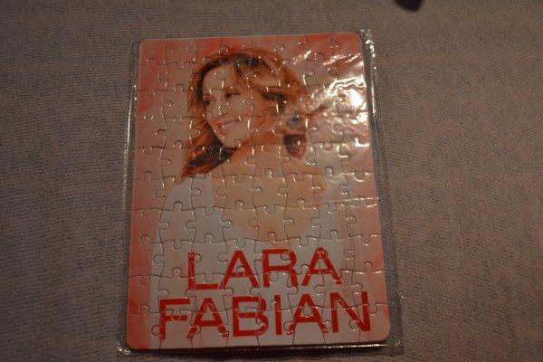 puzzle Lara Fabian