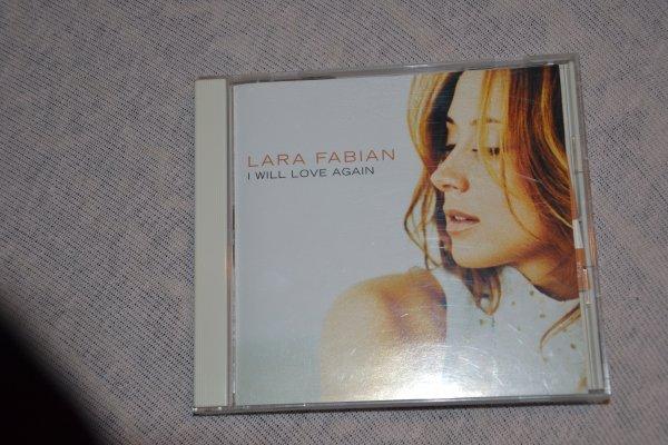maxi cd I will love again de lara fabian