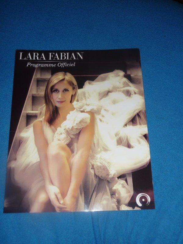 "programme ""Le secret "" 2013 Lara fabian"