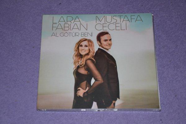 "Single digipack Lara Fabian Mustafa Ceceli "" Al götür beni"""