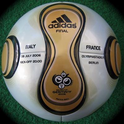 Ballon final coupe du monde 2006 salutation a vous se - Ballon coupe du monde 1986 ...