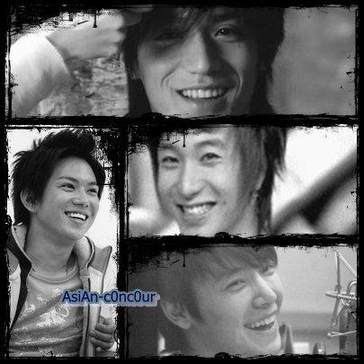 le plus beau sourire