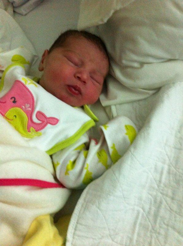 Mia-Maxime est née!