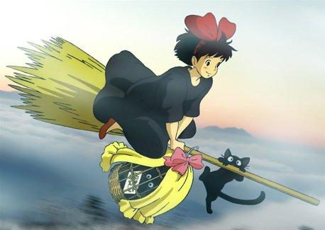 Les femmes au pays de Ghibli - Vent de liberté au pays des yôkai !