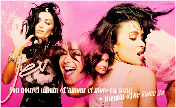 Bientot The Voice 2 et L'album l'amour et moi
