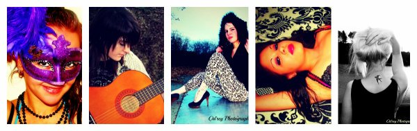 * Échantillons de mes shoots - By Me *