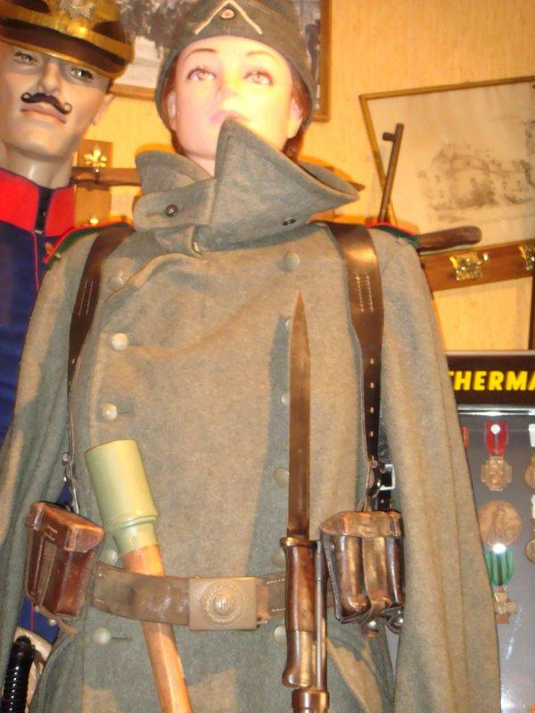 Uniforme des troupes de Montagnes - Uniforme - FRONTOVIK