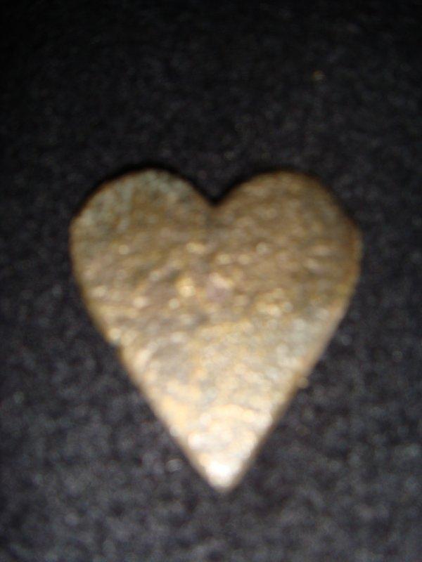 Coeur de poitrail.