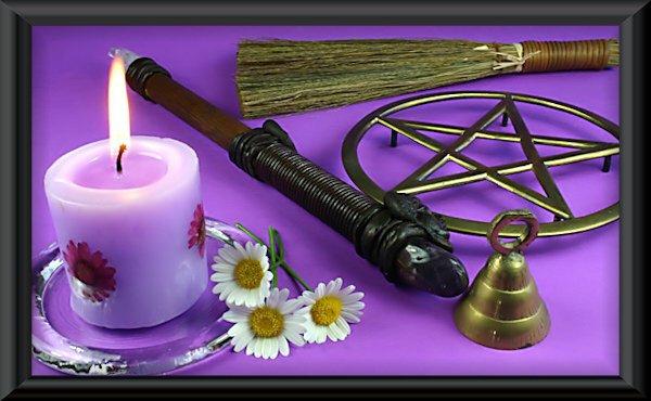 Rituel De Magie Blanche - Purifier un objet