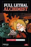 Goodie Full Metal Alchemist - DVD + Manga