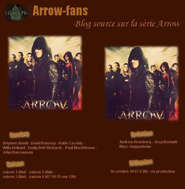 Arrow - la série