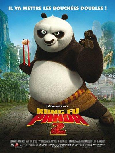 Kung Fu Panda 2 : Avis