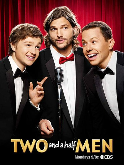 Nouvelle affiche de la saison 9 de la série : Two and a Half Men