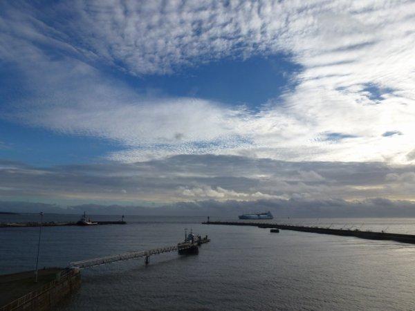 Nouveau port