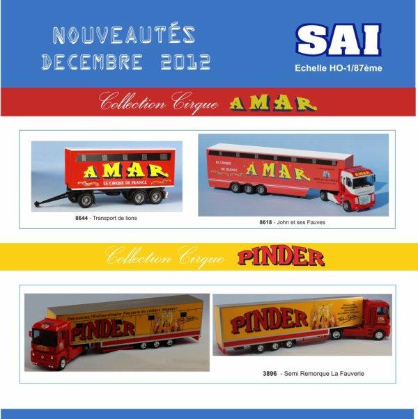 SAI Pinder 2012