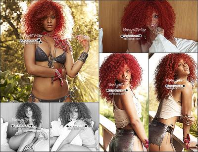 Le photoshoot au complet de Rihanna pour le magasine « Rolling Stones » !