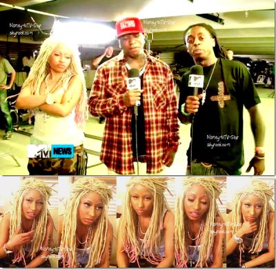 Birdman feat Lil Wayne & Nicki Minaj - Y.U. Mad - Le Clip