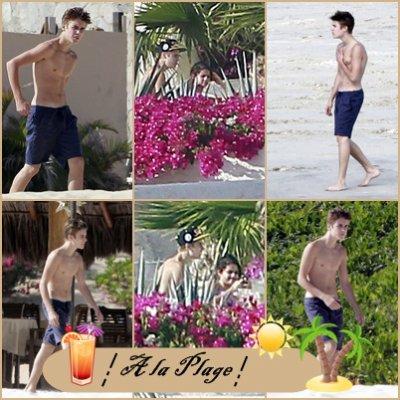 """""""Justin Bieber s'envole de L.A pour les plages Mexicaines!"""""""