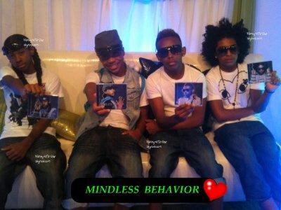 MINDLESS BEHAVIOR (album)