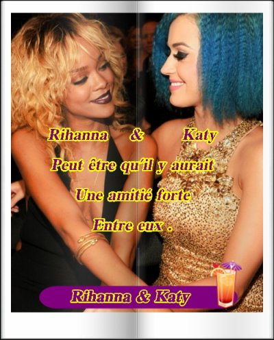Rihanna & Katty