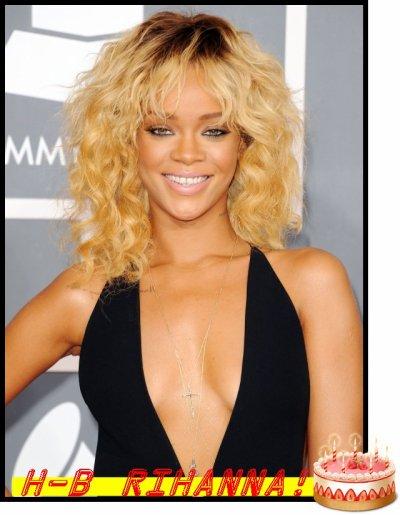 Joyeux anniversaire Rihanna : 24 choses que vous ignorez sur la star