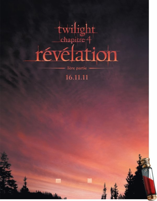 Twilight 4 : Sortie du DVD en France