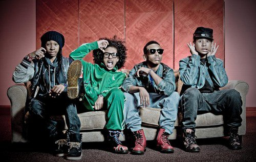 MINDLESS BEHAVIOR en France !