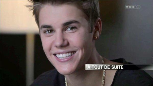 Justin Bieber sur TF1