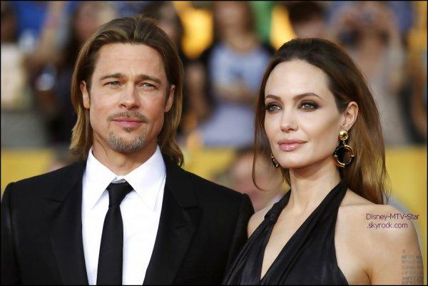 Brad offre une montre à 315 000 euros à Angelina !