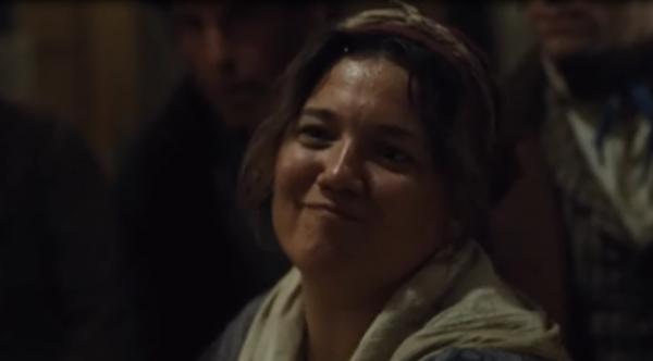 Personnages : Marius, Cosette, Jean Valjean, Javert, Louison et Mame Hacheloup