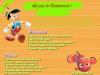 Rubrique Jeux - Le jeux du Questionnaire - Pinocchio et némo