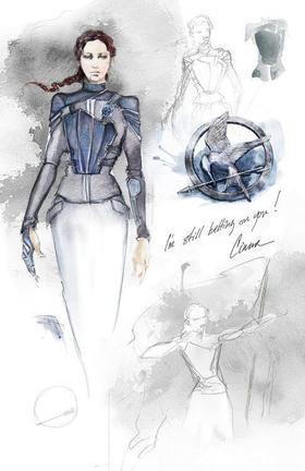 Tag #5 _ Le Geai Moqueur (Hunger Games)