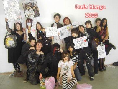 Paris Manga 7éme édition 01