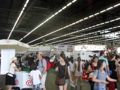Japan Expo 11 éme impacte jour 1