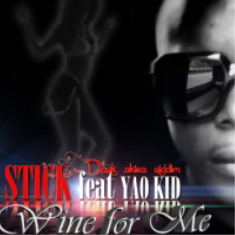 konsiens vybz vol2 / STICK - wine for me (ft yao kid ) (2013)