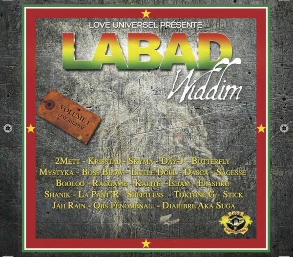 Labad widdim, vol. 1 100%lokal et KONSIENS VYBZ