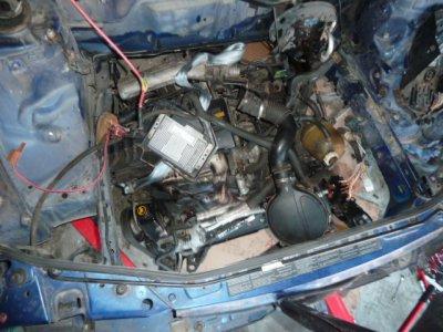 depose du moteur