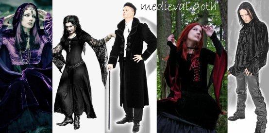 les looks (3) : medieval