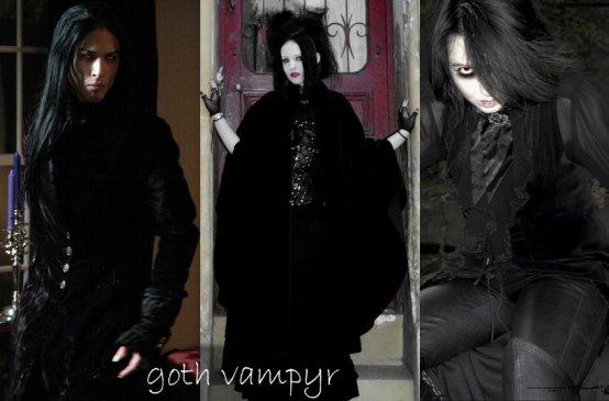 les looks (9) : vampyr