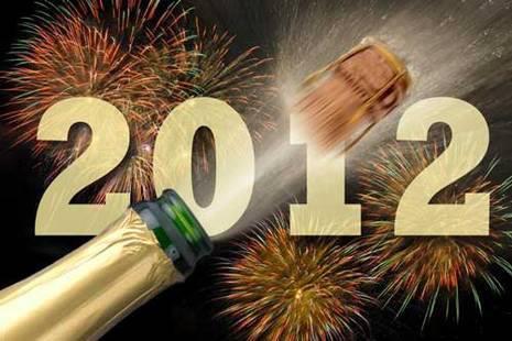 (l) une tres bonne Année 2012a Vous Tous Mes Ami(e)